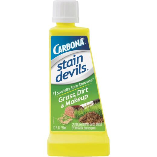 Carbona Stain Devils 1.7 Oz. Formula 6 Grass, Dirt & Make-up Stain Remover